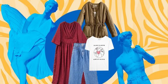 Лукбук: какую одежду купить к весне уже сейчас