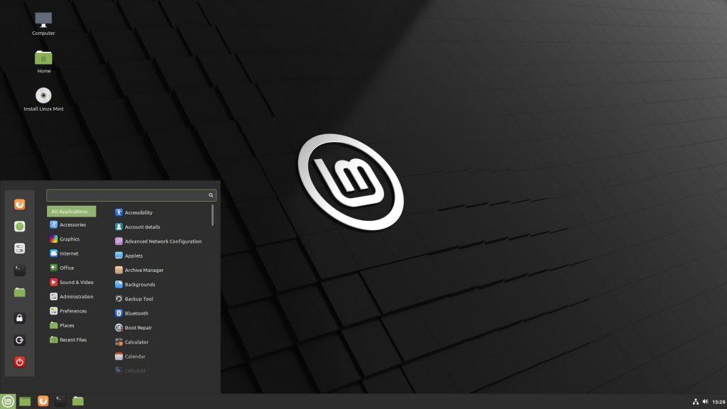 Дистрибутив Linux: Linux Mint