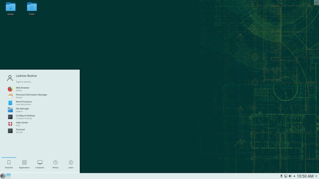 Дистрибутив Linux: openSUSE