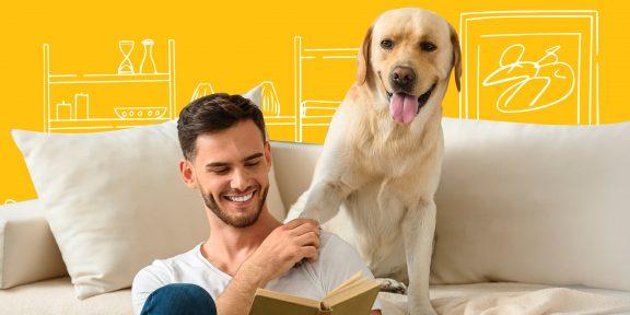 7 доказательств, что собака сделает вашу жизнь лучше