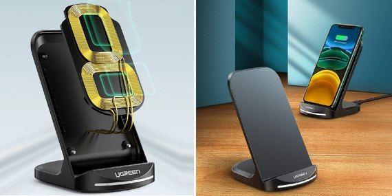 Беспроводное зарядное устройство Ugreen