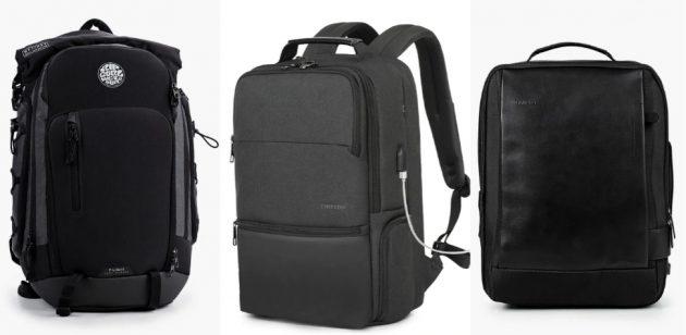 Techwear: рюкзаки