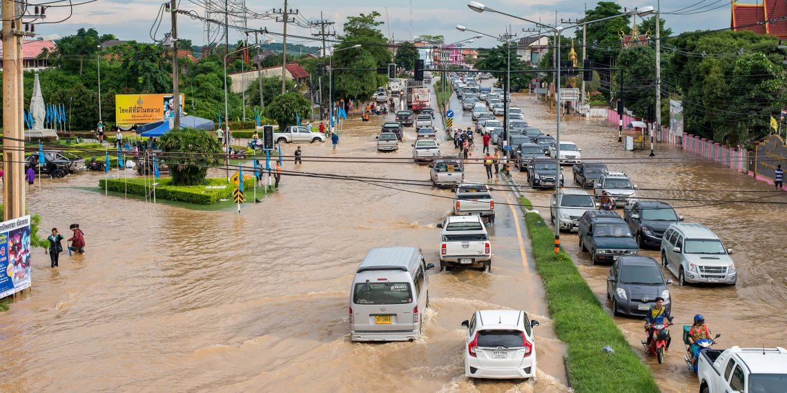 К 2040 году часть крупнейших городов Земли может уйти под воду