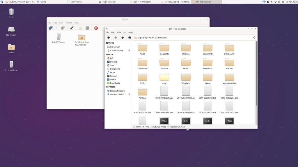 Дистрибутив Linux: Xubuntu