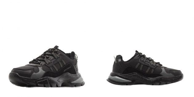 Зимние кроссовки в классическом стиле