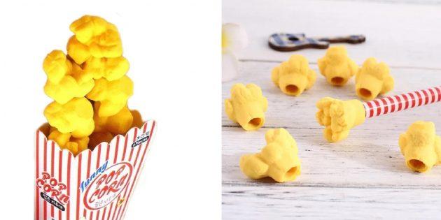 Канцелярские принадлежности: ластик-попкорн