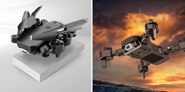Квадрокоптер с 4К-камерой