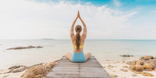Отдых в Таиланде: медитация в тишине на белоснежном пляже