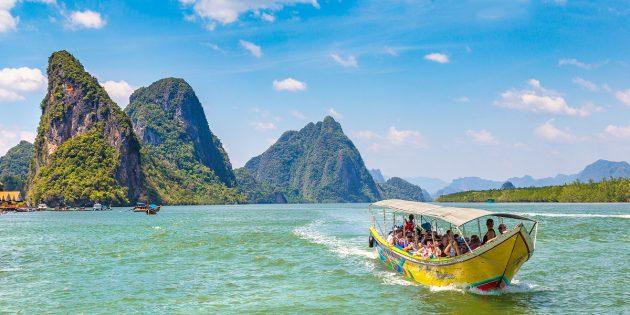 Отдых в Таиланде: все краски тропиков