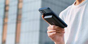 Anker представила магнитный беспроводной пауэрбанк для iPhone 12