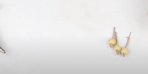 Подарки на 8 Марта своими руками: сделайте тычинки