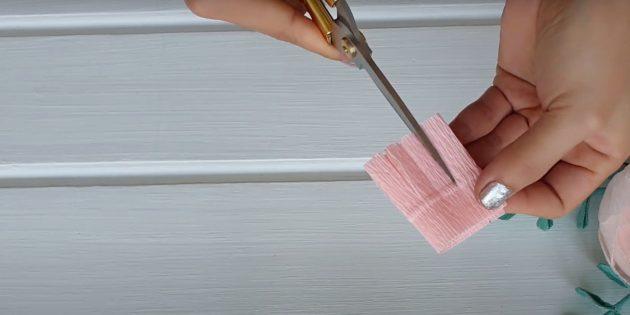 Подарки на 8 Марта своими руками: сделайте надрезы