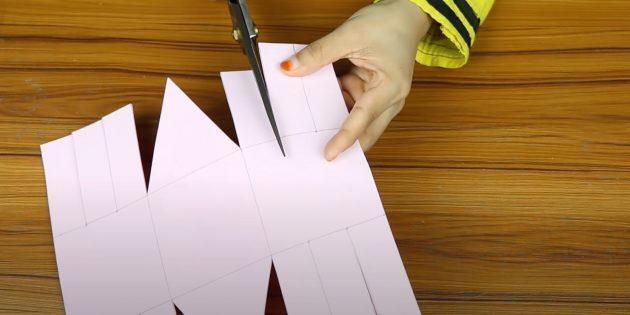 Поделки из фоамирана своими руками: сделайте надрезы