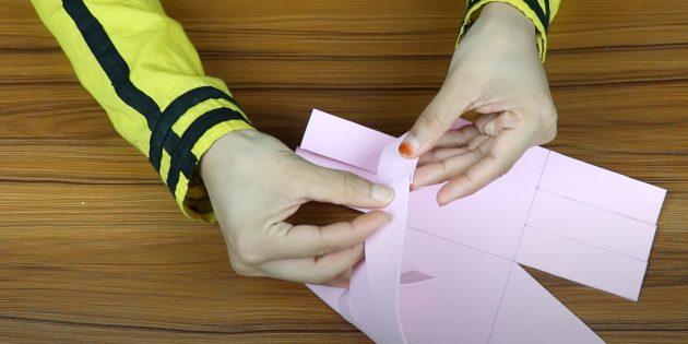 Поделки из фоамирана своими руками: склейте прямоугольники