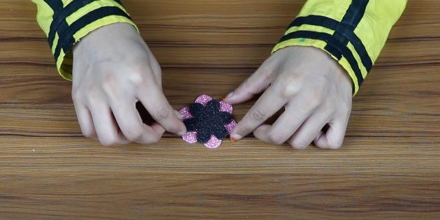 Поделки из фоамирана своими руками: вырежьте и склейте цветки