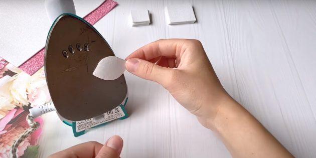 Поделки из фоамирана своими руками: прогрейте лепестки