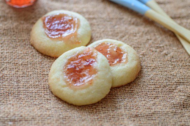 Шведское печенье с вареньем