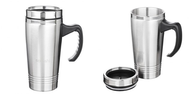 Термосы для напитков и еды: Satoshi Kitchenware 841-005