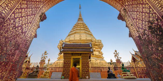 Отдых в Таиланде: древний Таиланд