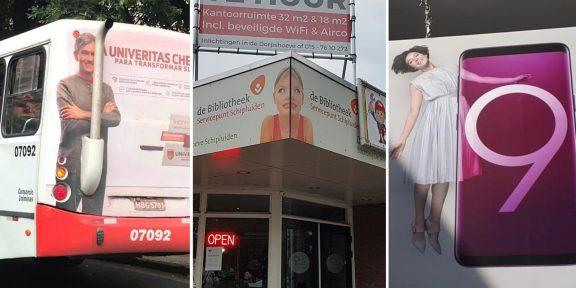 Нелепые баннеры, упаковка и реклама, которая вызывает вопросы. 16 фото