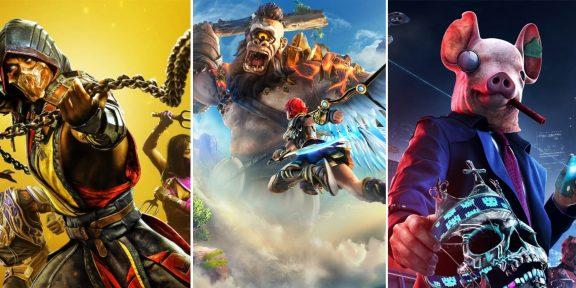 От Mortal Kombat 11 до Immortals Fenyx Rising: в PS Store новая распродажа со скидками до 80%