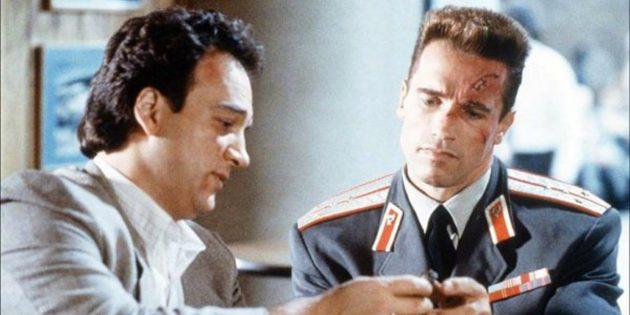Фильмы про полицейских: «Красная жара»