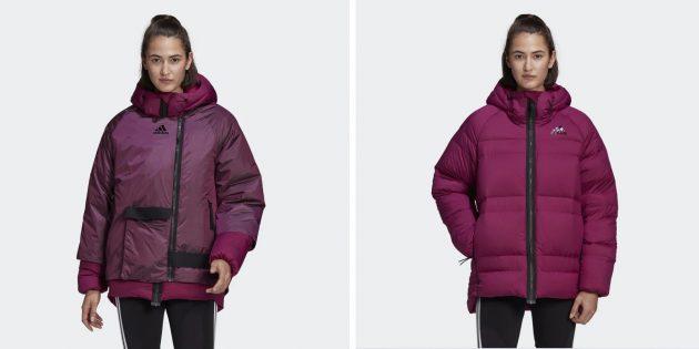 Куртка 2-в-1