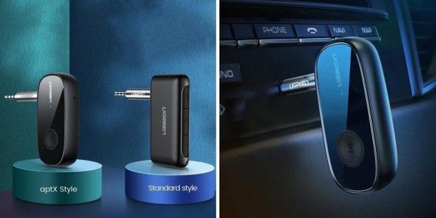 Bluetooth-приёмник Ugreen