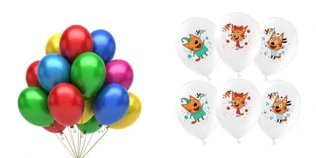 Подарки сестре на 8 Марта: воздушный шарик