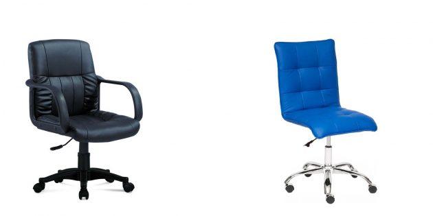 Подарки учителю на 8 марта: рабочее кресло