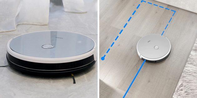 Робот‑пылесос Haier HB-QT51S Pro
