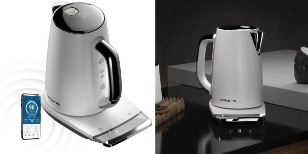 Умные чайники: Polaris PWK 1755CAD WIFI IQ Home