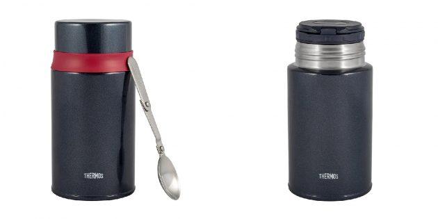 Термосы для напитков и еды: Thermos TCLD-720S