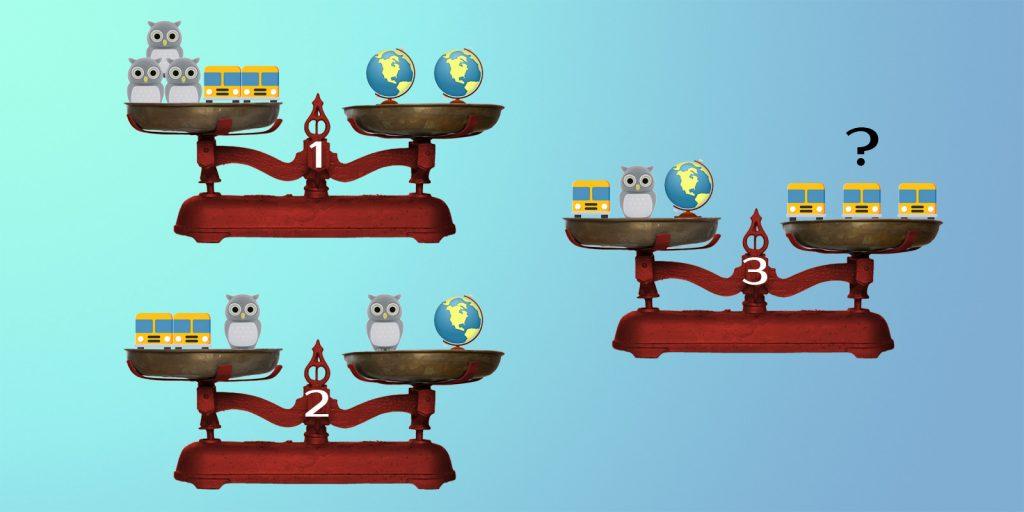 Задачи на равновесие: чего не хватает на чаше весов № 3?