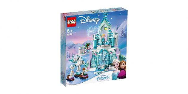 Конструктор LEGO Disney Frozen