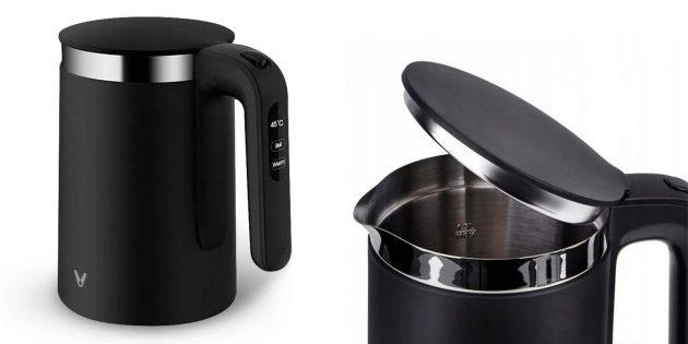 Умные чайники: Viomi Smart Kettle