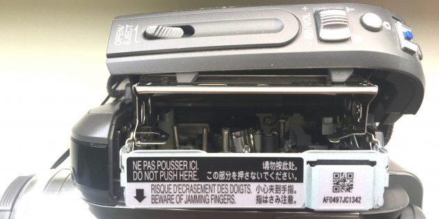 Оцифровка видеокассеты: видеокамера