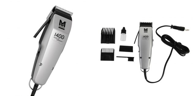 Машинки для стрижки: Moser 1400-0451
