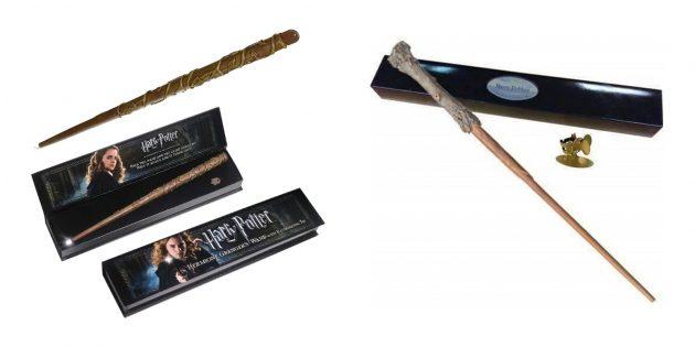 Подарки сестре на 8 Марта: волшебная палочка из «Гарри Поттера»