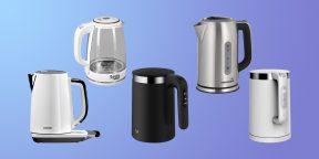 5 крутых умных чайников для дома и офиса