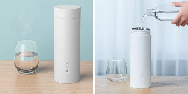 Термосы для напитков и еды: Viomi Travel Electric Cup