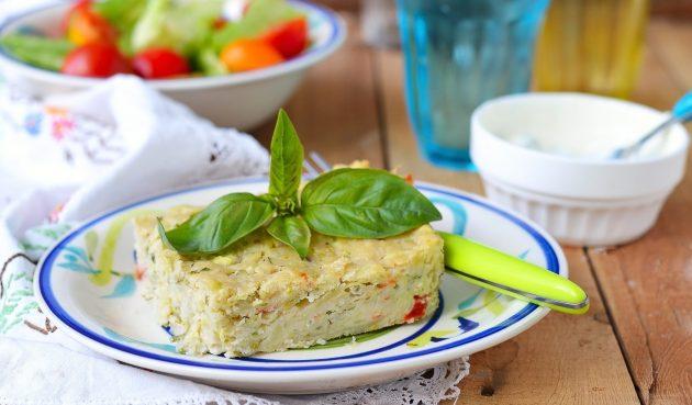 Пататник — болгарский картофельный пирог