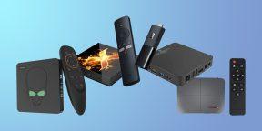 8 качественных ТВ-приставок для дома с AliExpress