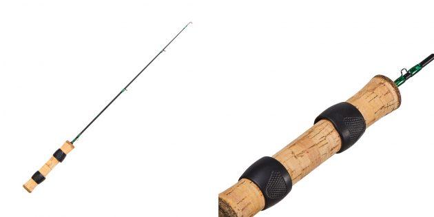 Товары для зимней рыбалки: удилище Salmo Elite Perch