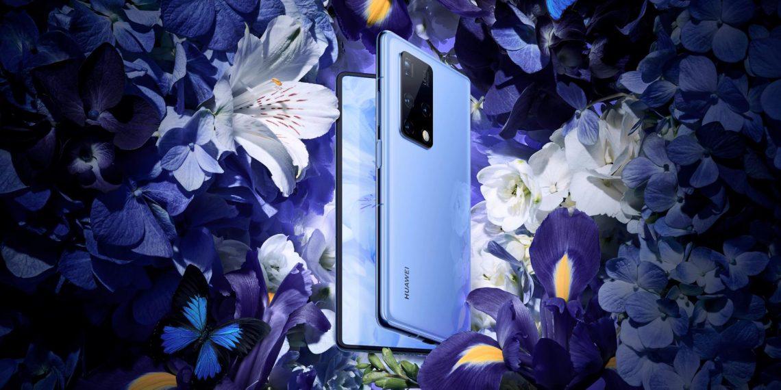 Конкурент Galaxy Z Fold 2: Huawei представила складной смартфон Mate X2