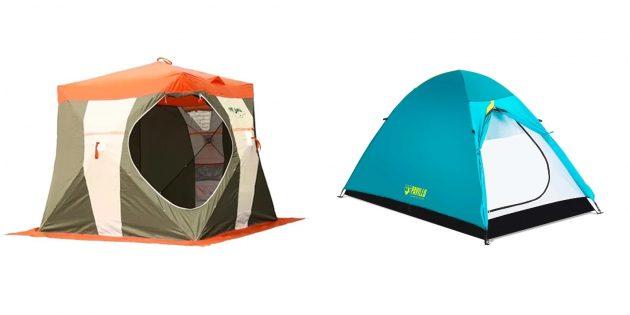 Что подарить сестре на 8 Марта: палатка-автомат