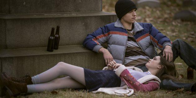 Кадр из фильма «По наклонной»