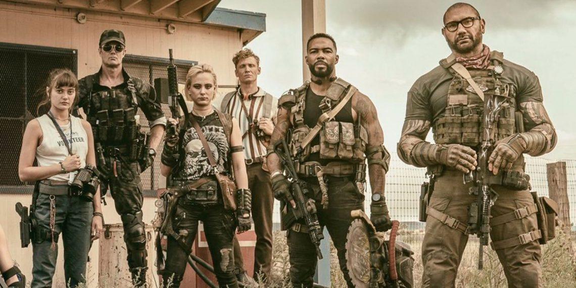 Вышел первый тизер зомби-боевика «Армия мертвецов» Зака Снайдера