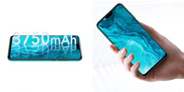 Cмартфон HONOR 9X Lite