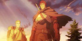 Netflix анонсировал аниме-сериал по DOTA и представила первый тизер